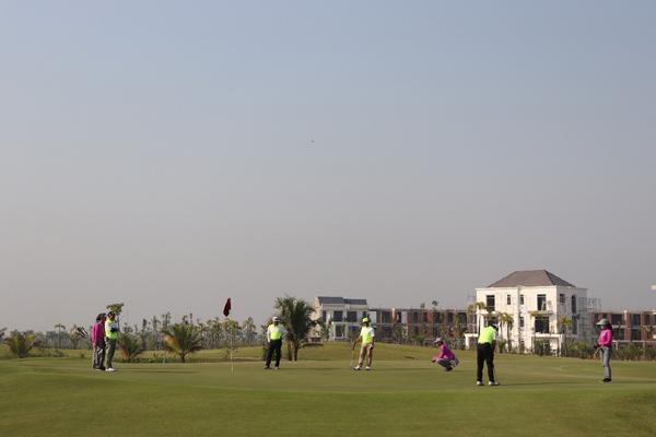 Đô thị sân golf West Lakes – an cư đẳng cấp ở phía Tây TP.HCM
