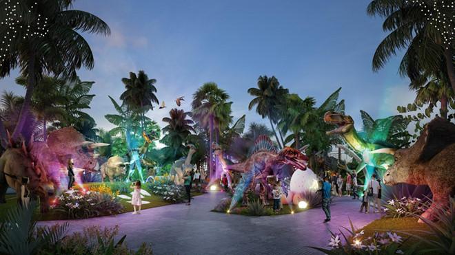 Long An sắp có Tổ hợp giải trí và công viên nước hiện đại
