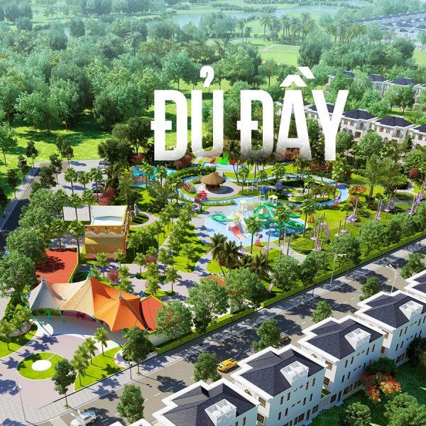Siêu dự án biệt thự West Lakes Golf & Villas thu hút mạnh các nhà đầu tư