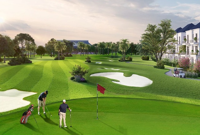 West Lakes Golf & Villas – Đô thị sân golf tại Long An