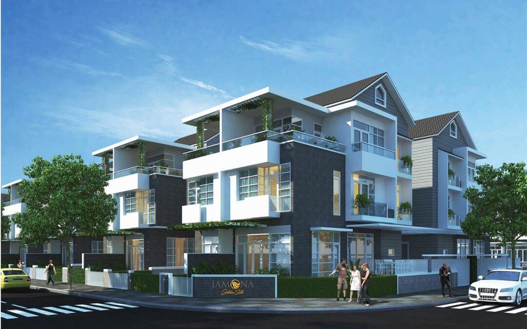 Biệt thự đơn lập, biệt thự song lập là gì? Đánh giá về biệt thự tại West Lakes Golf & Villa