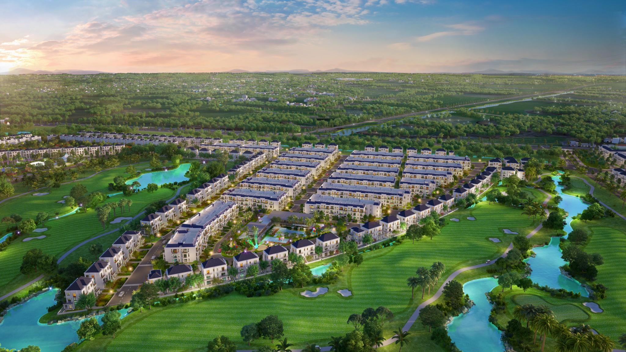 Điều gì khiến bất động sản nghỉ dưỡng ven đô hút khách?