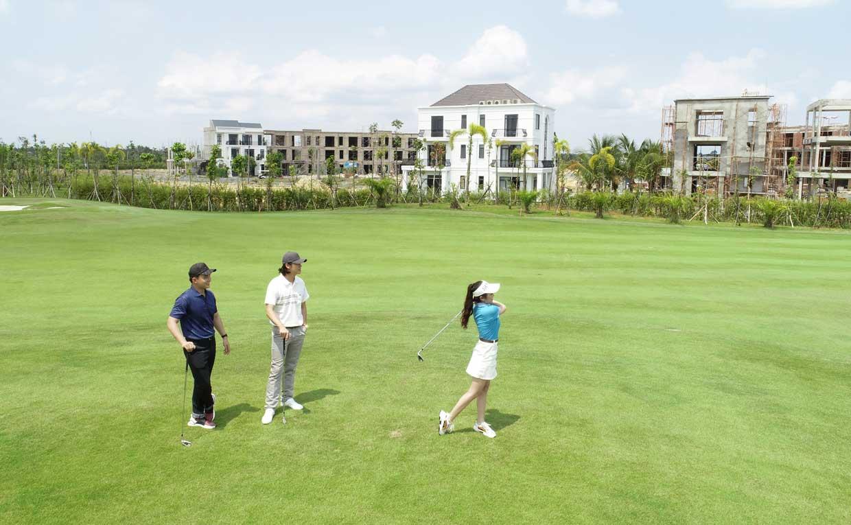 Bất động sản sân golf xu hướng đầu tư mới năm 2020